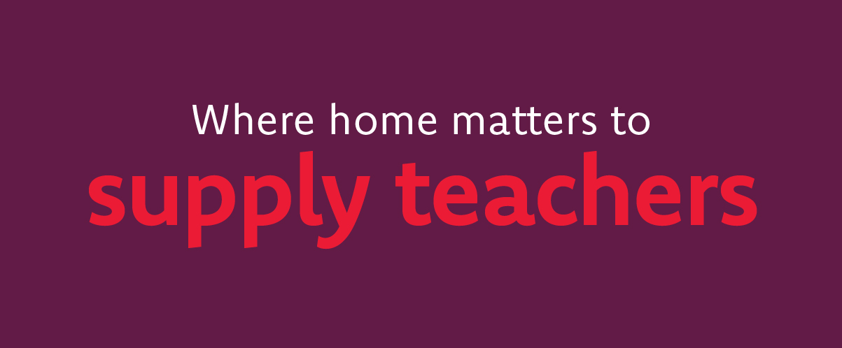 Where home matters to supply teachers
