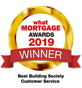 What Mortgage Awards 2019 Winner for Best Building Society Customer Service