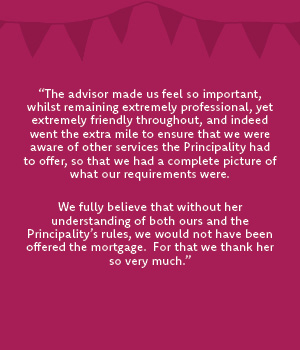 What mortgage award quote
