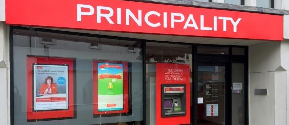 Principality Building Society Bridgend