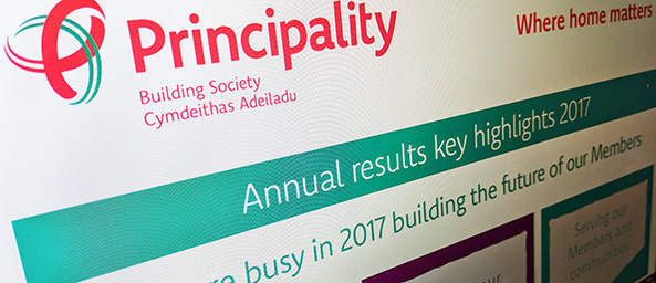 Annual Results Infographic Banner