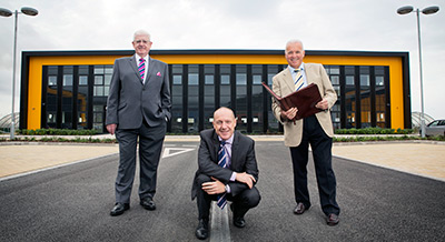 Harbourside Business Park funded by Principality Commercial