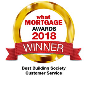 What Mortgage Awards 2018 Winner Best Building Society Customer Service