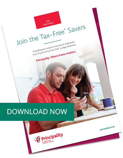 Join the tax-free savers - leaflet